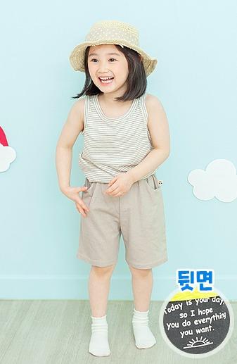 kkakkungnoriter-[by.까꿍] 썬샤인5부팬츠♡韓國童裝褲
