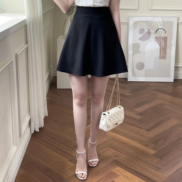 myfiona-걸리쉬드림 A라인 미니스커트(속팬츠) a1529 - 러블리 로맨틱 1위 쇼핑몰 피오나♡韓國女裝褲