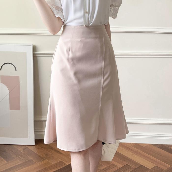 myfiona-베린지에 머메이드 스커트 a1530 - 러블리 로맨틱 1위 쇼핑몰 피오나♡韓國女裝裙