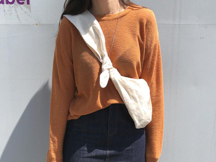 under-vi-두린 bag (2 color)♡韓國女裝袋