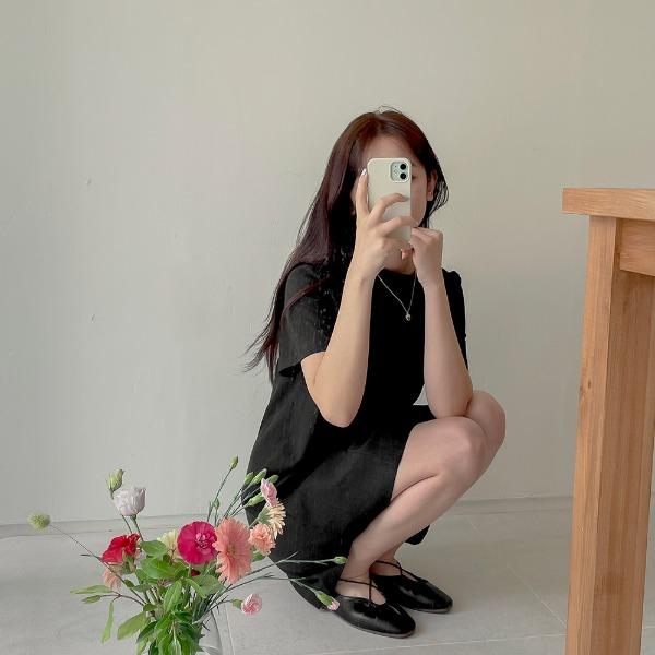 realcoco-♥NEW10%할인♥ 위시 린넨 미니 원피스(하객룩/봄)♡韓國女裝連身裙