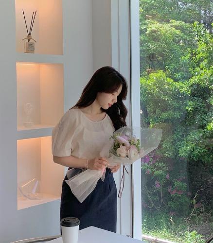 withyoon-메르제 blouse♡韓國女裝上衣