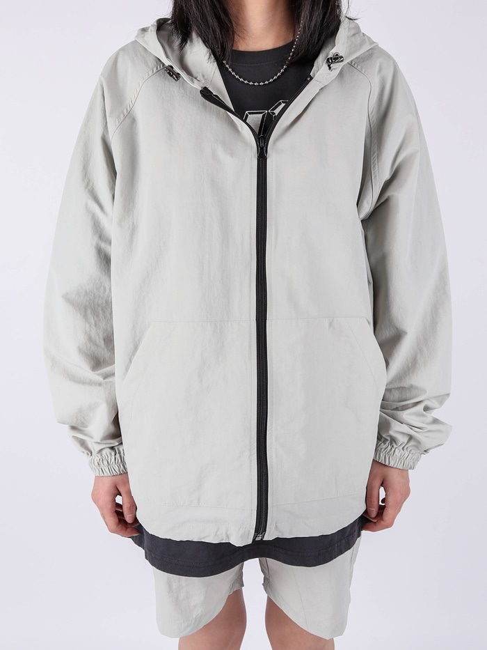 justyoung-RW Terra Hooded Jacket (4color)♡韓國男裝外套