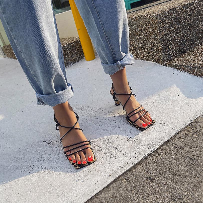 liphop-[스퀘어스트랩힐]♡韓國女裝鞋