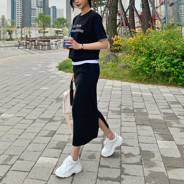chicfox-포르니 스커트세트♡韓國女裝套裝