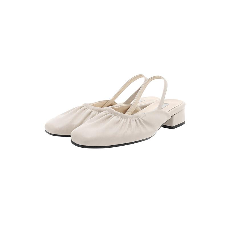 attrangs-sh2299 매일 신고싶은 올데이 미들힐 슬링백 슈즈 shoes♡韓國女裝鞋