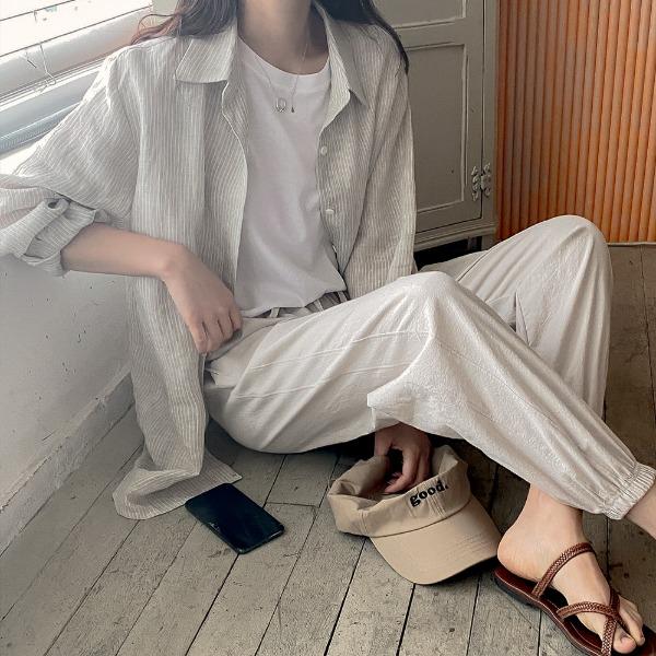 realcoco-♥NEW10%할인♥REALMADE 수피마 코튼 반팔 티셔츠(데일리/베이직)♡韓國女裝上衣
