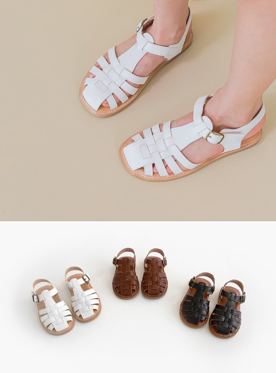 stylenoriter-[CBU] 도도 샌들.sho♡韓國童裝鞋