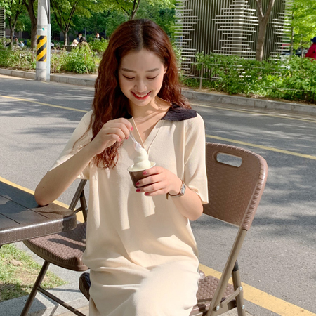 mimididi-[swan♡ 원피스_5012]♡韓國女裝連身裙