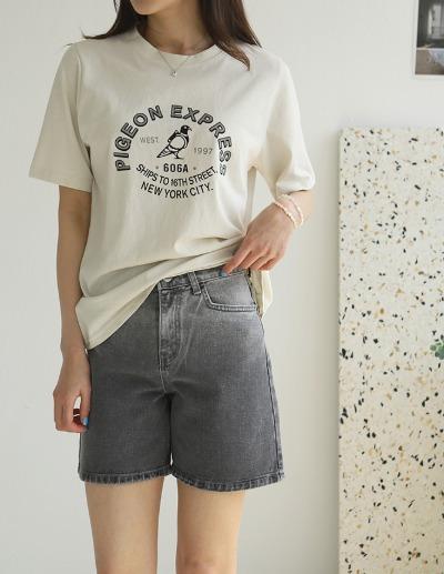 indibrand-피존 티셔츠♡韓國女裝上衣