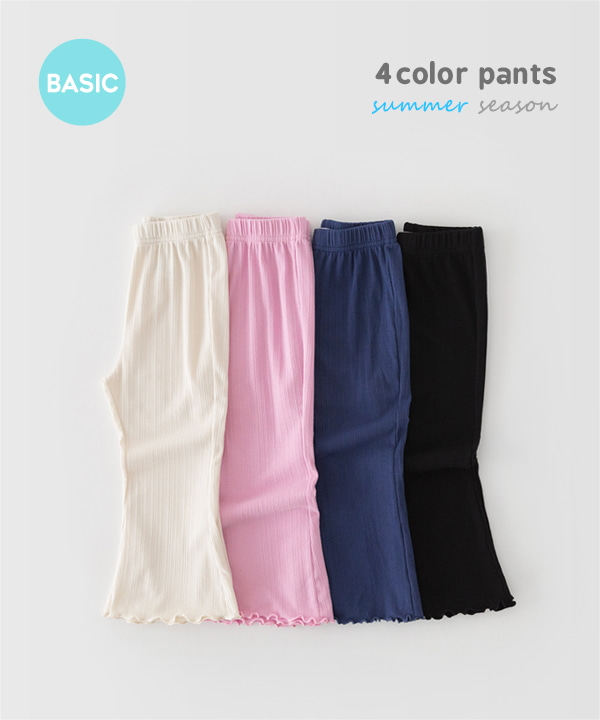 harukids-부르르부츠컷팬츠[레깅스BDEZ39]♡韓國童裝褲