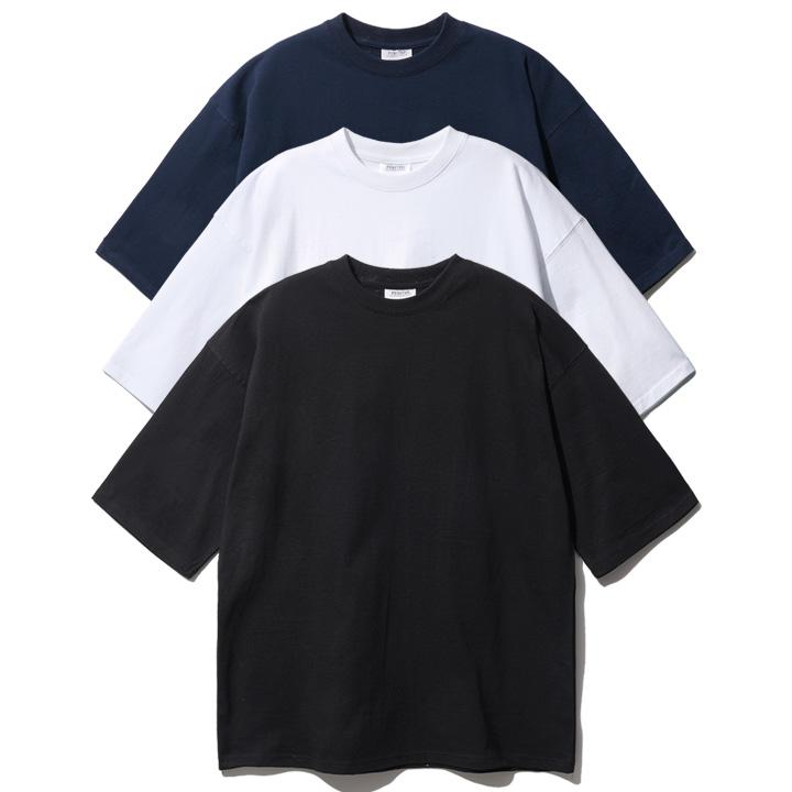 fairplay142-[[퍼스텝] [패키지] 렌더 반팔 JUST4417 3장]♡韓國男裝上衣
