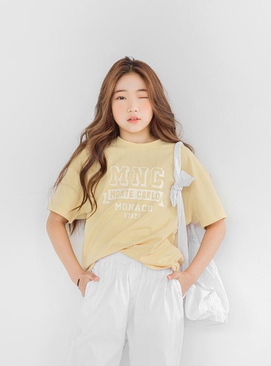 stylenoriter-[CBU] 링케 티.tsh♡韓國童裝上衣