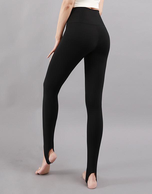 chamar-[CP231 챠드 고리 레깅스(블랙)]♡韓國瑜伽女裝褲
