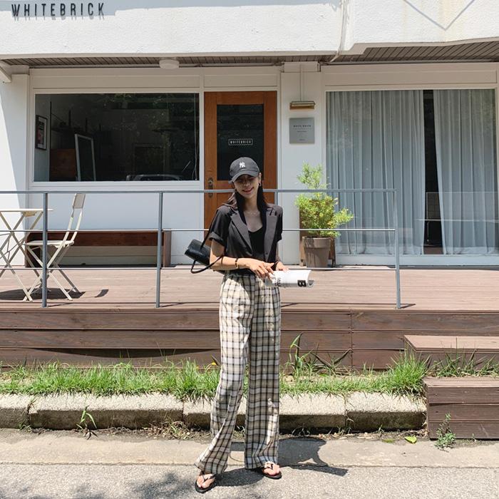 deepny-컨즈패드크롭자켓♡韓國女裝外套