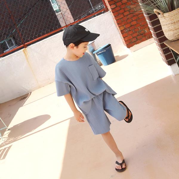 min99kids-시고르세트♡韓國童裝套裝