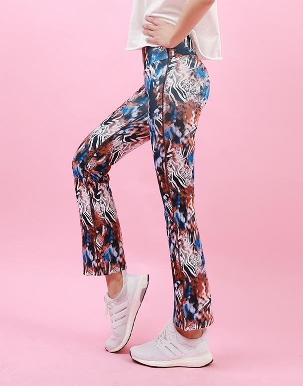 chamar-[CP237 파인트 세미 슬랙스]♡韓國瑜伽女裝褲