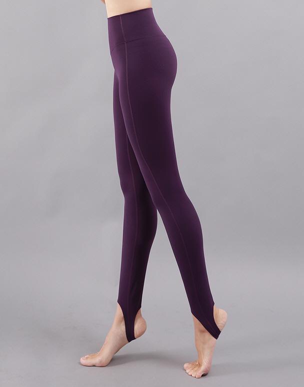chamar-[CP231 챠드 고리 레깅스(다크퍼플)]♡韓國瑜伽女裝褲