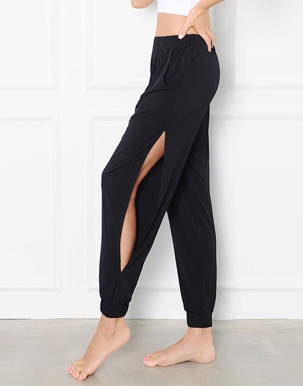 chamar-[CP178 헤레나 팬츠(블랙)]♡韓國瑜伽女裝褲