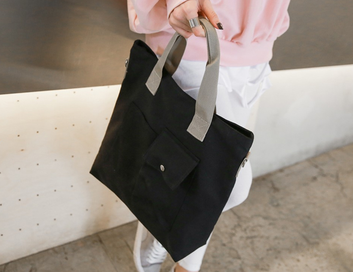 pinksisly-포키 에코크로스Bag♡韓國女裝袋