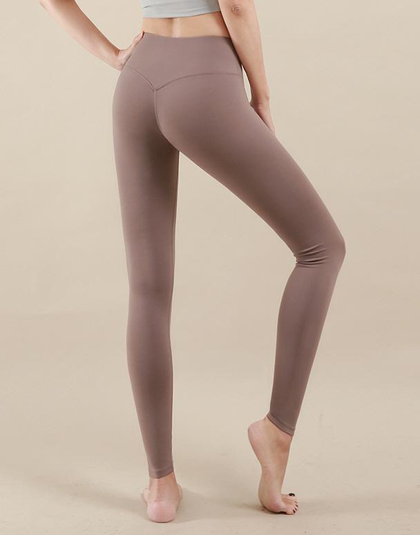 chamar-[CP166 모두다 팬츠(브라운)]♡韓國瑜伽女裝褲