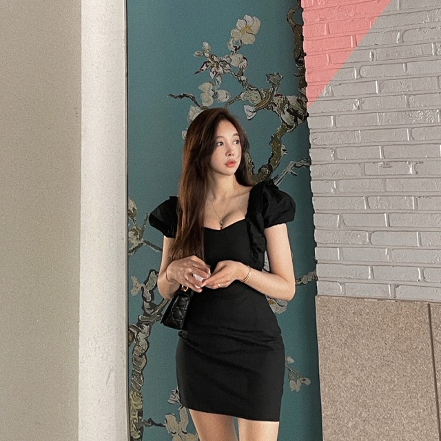 mybany-(프리오더)린넨산드라OPS♡韓國女裝連身裙