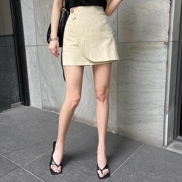 dabagirl-테시아린넨스커트_A2SK 데이트룩 여친룩 데일리룩 30대여성쇼핑몰 20대여자쇼핑몰 키작은여자쇼핑몰 여성의류쇼핑몰 포인트룩 랩스커트 블랙스커트 베이지스커트 핑크스커트 린넨 미니스커트♡韓國女裝裙