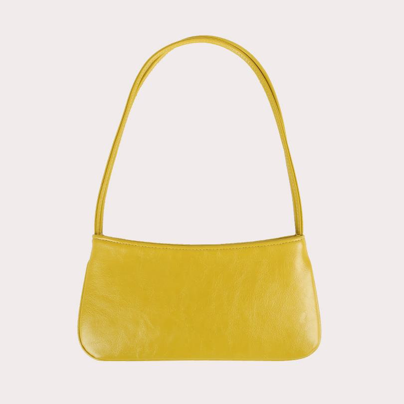 liphop-[슬림스퀘어숄더백]♡韓國女裝袋