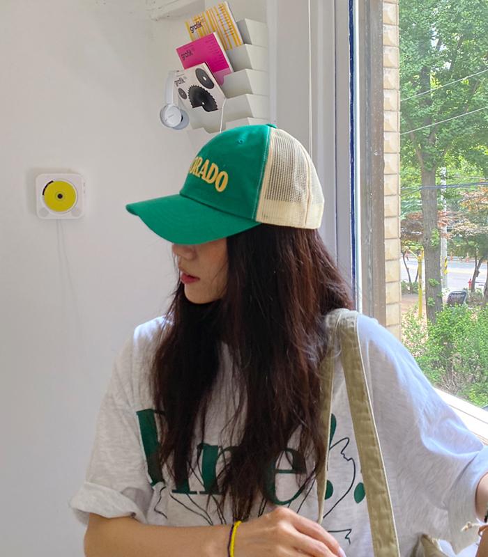 sibuya-[콜로라도 메쉬 볼캡]♡韓國女裝飾品