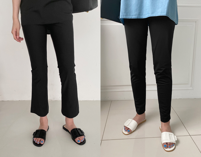 ssunny-[[SS]모찌air 10탄 베이직 냉장고팬츠 2type(일자ver,부츠컷ver)]♡韓國女裝褲