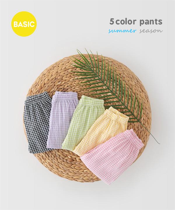 harukids-링딩동고쟁이팬츠[팬츠BDE392]♡韓國童裝褲
