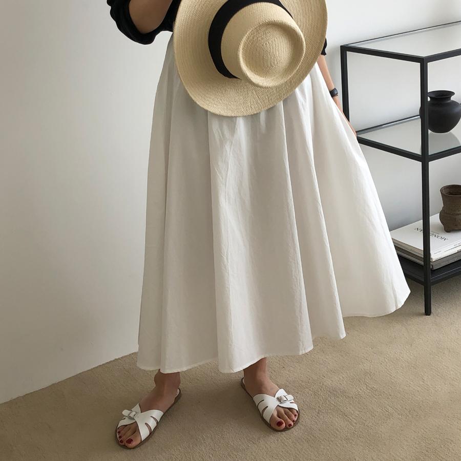 9-room-밴딩 슈어 스커트 (2color)♡韓國女裝裙