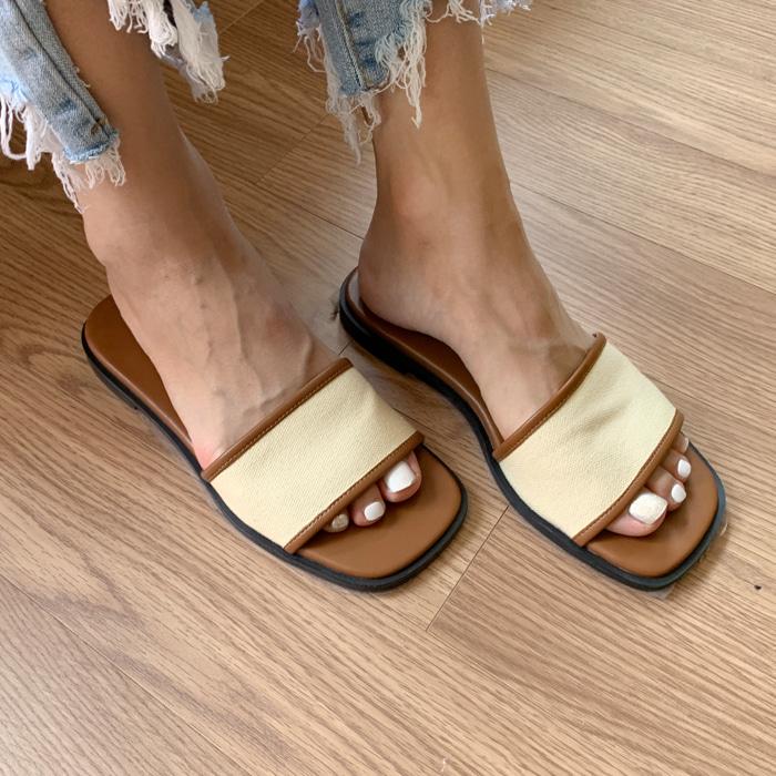 deepny-센쥬라탄슬리퍼♡韓國女裝鞋