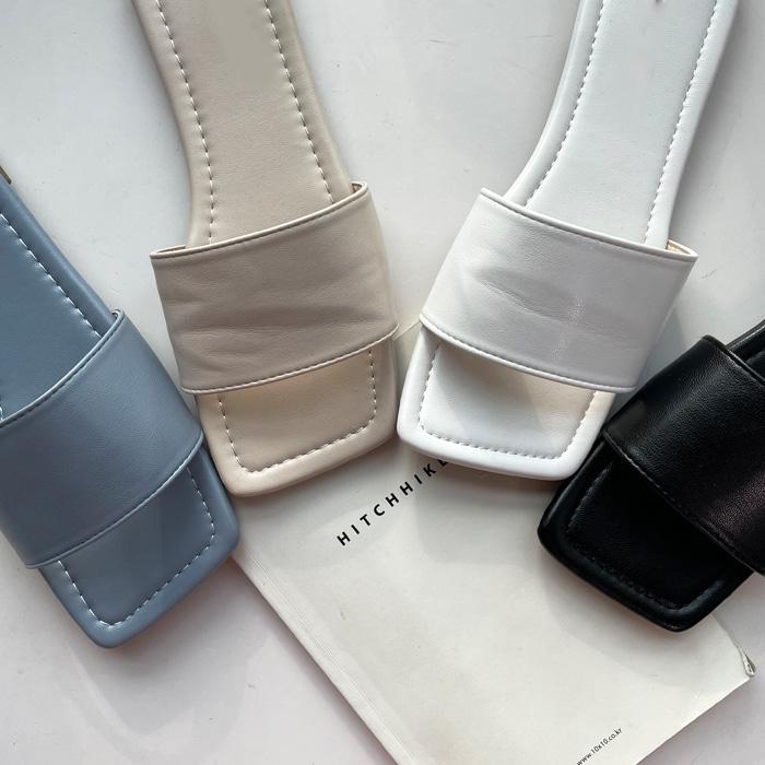 deepny-뉴엘슬리퍼♡韓國女裝鞋