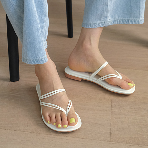 sappun-코밋 스트랩 쪼리 슬리퍼 (1.5cm)♡韓國女裝鞋