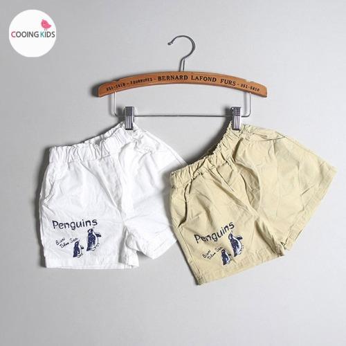 cooingkids-H펭귄팬츠♡韓國童裝褲