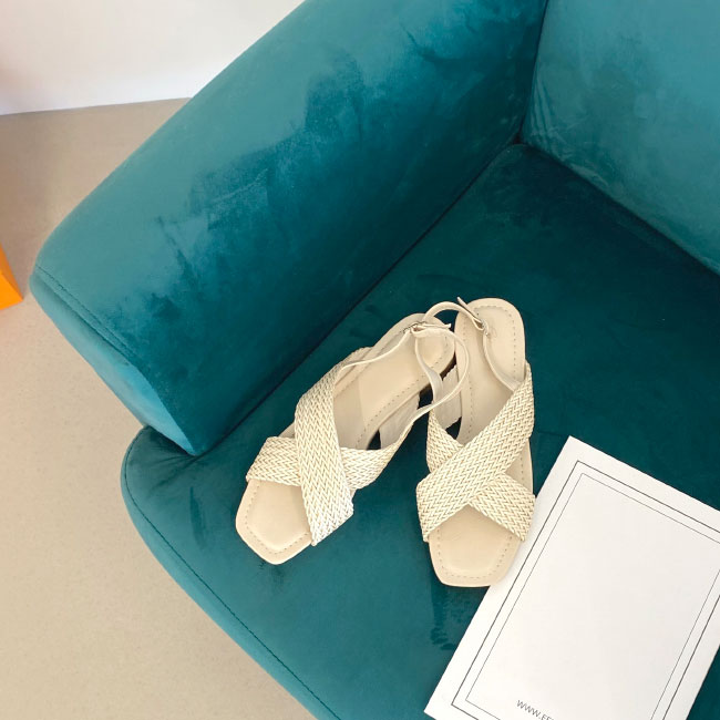 candyglow-[어센트 샌들]♡韓國女裝鞋