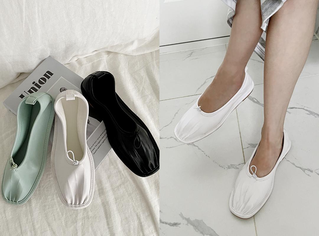 naning9-도위렌 플랫슈즈(C06)♡韓國女裝鞋