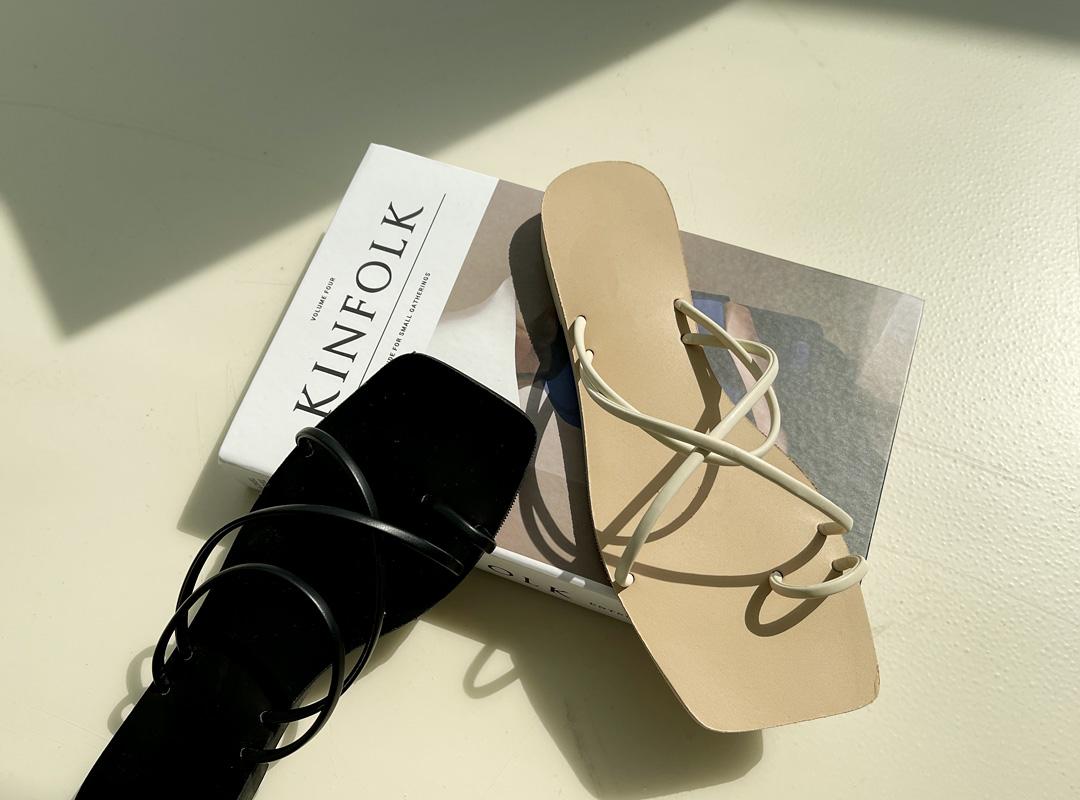 naning9-코멜크 스트랩쪼리(C06)♡韓國女裝鞋