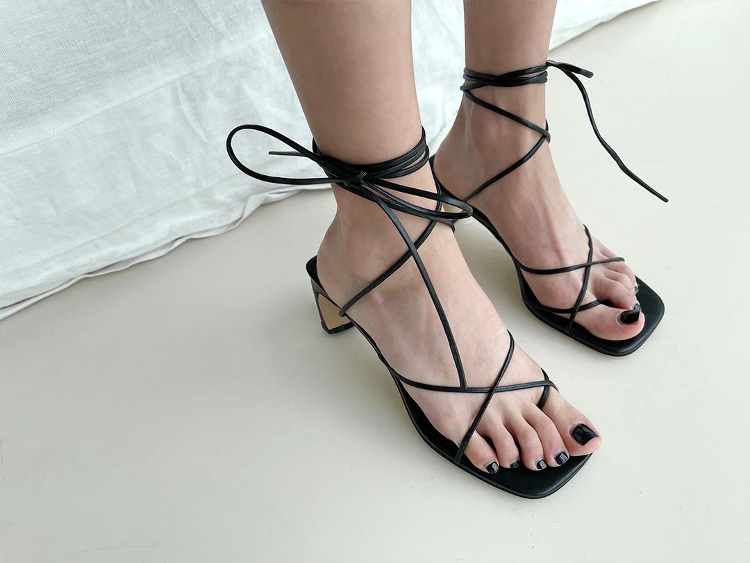 naning9-슈피오 스트랩힐(C06)♡韓國女裝鞋