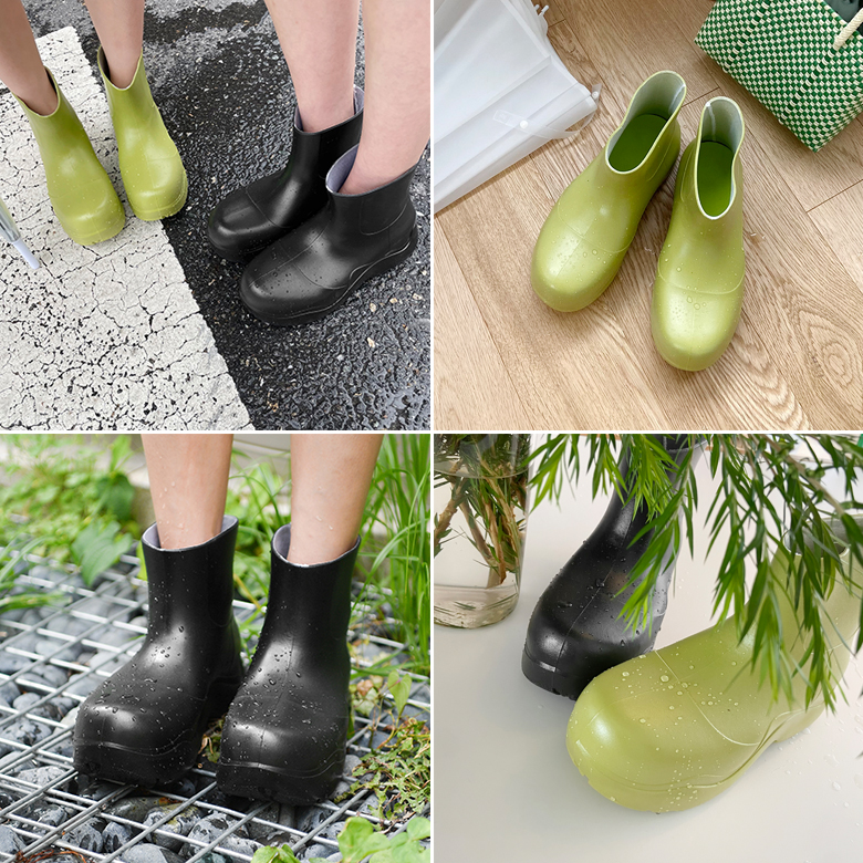 midasb-[체르 아쿠아 레인부츠(6cm)]♡韓國女裝鞋
