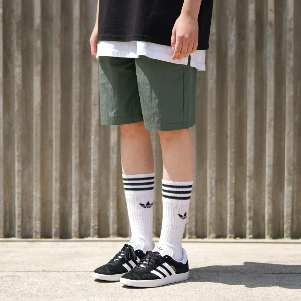 fairplay142-[[퍼스텝] 샌드바 숏팬츠 라이트카키 BJSP4423 ]♡韓國男裝褲子