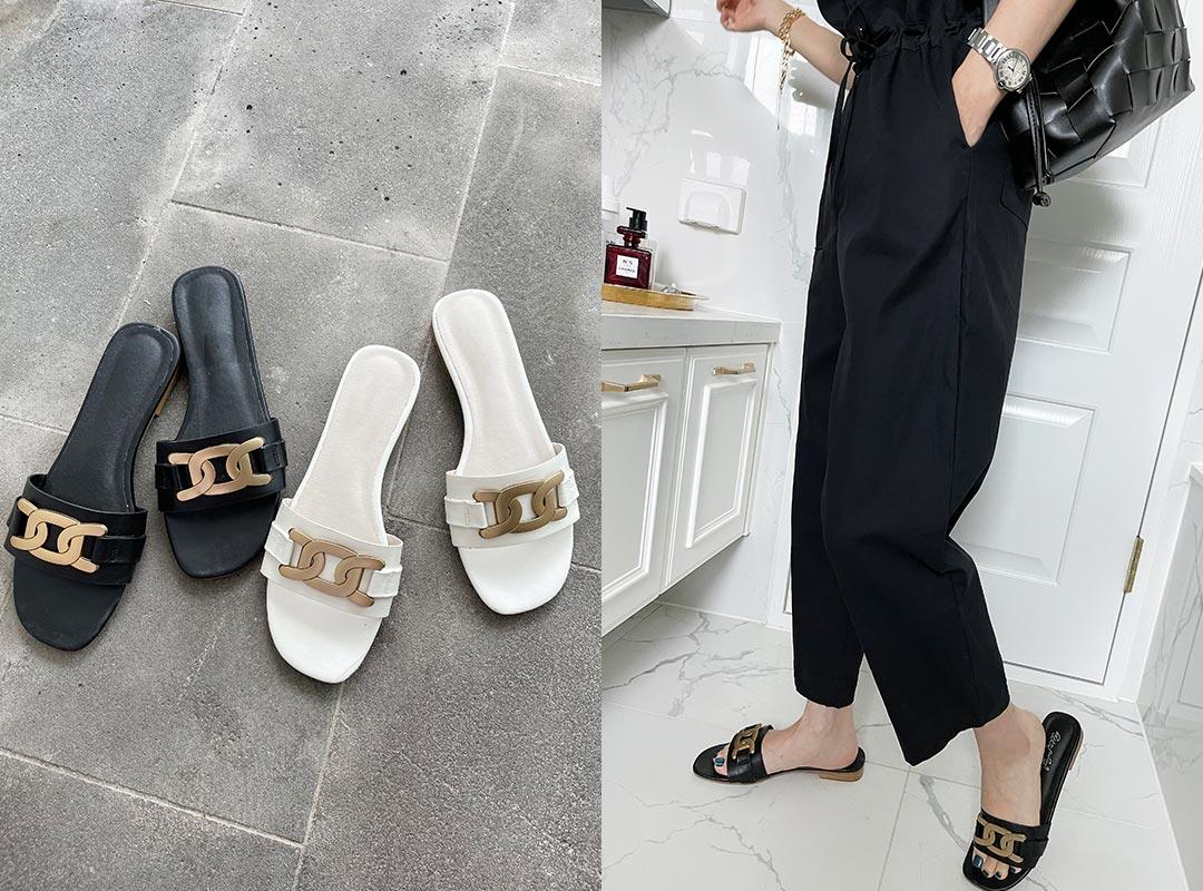 naning9-와렌프 슬리퍼(C06)♡韓國女裝鞋