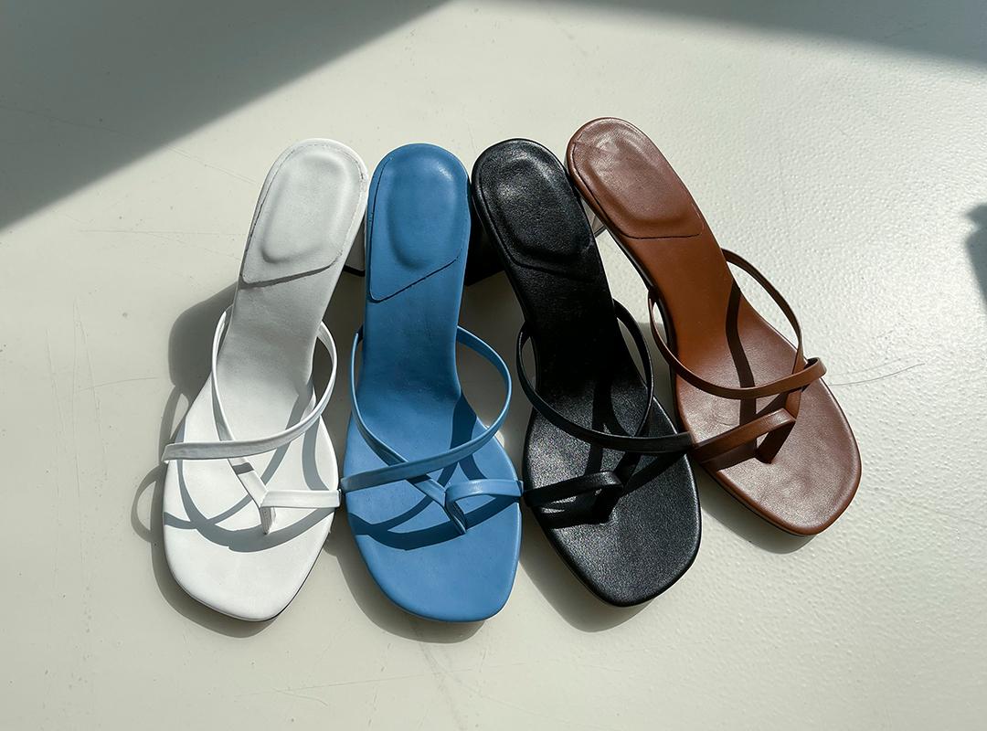 naning9-웨헤츠 쪼리힐(C06)♡韓國女裝鞋
