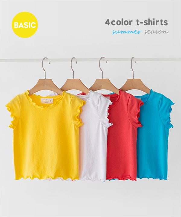 harukids-새콩달콩티셔츠[티셔츠BDES24]♡韓國童裝上衣