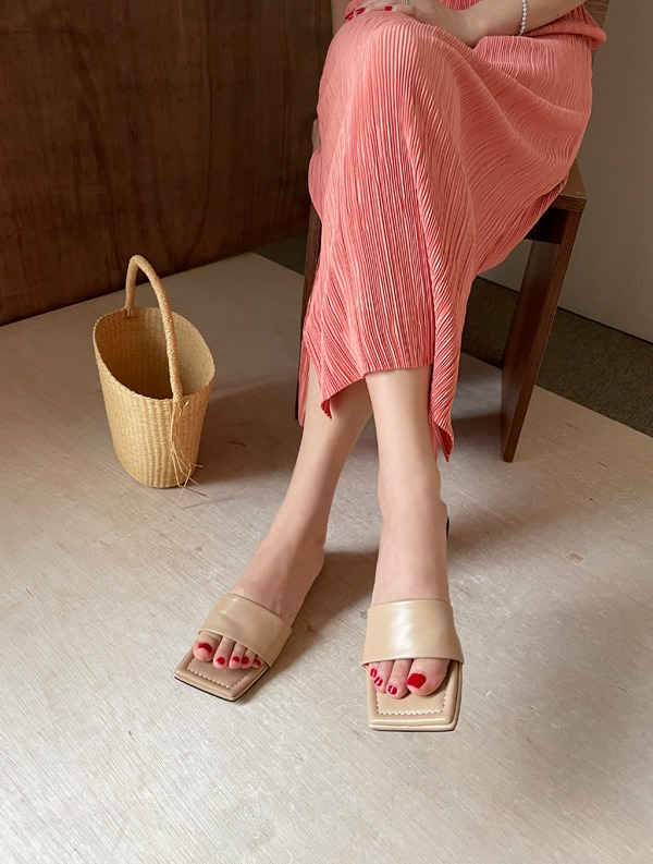 ssumj-빌즈 슬리퍼(5col)♡韓國女裝鞋