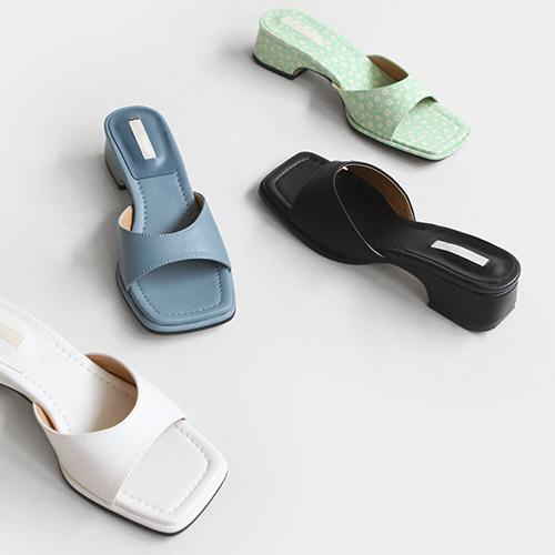 sappun-델트아 스트랩 뮬 슬리퍼 (3cm)♡韓國女裝鞋