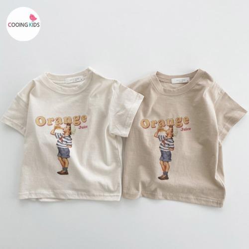 cooingkids-T실켓보이티셔츠♡韓國童裝上衣