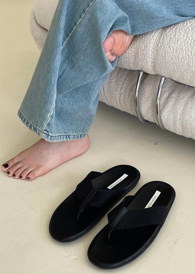 darkvictory-캐주얼러드 쪼리♡韓國女裝鞋