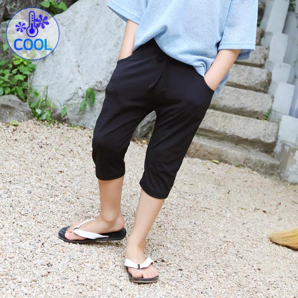 min99kids-흑미♡韓國童裝褲